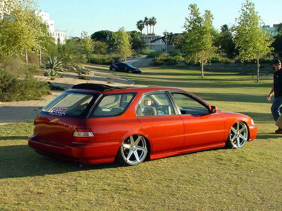 1997 Accord Wagon Ex Accord Wagon Club